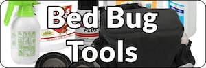 Bed Bug Tools Banner