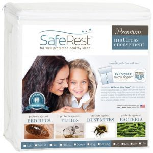 Saferest's Premium Mattress Encasement
