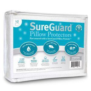 SureGuard Pillow Protectors