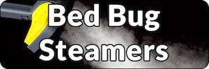 Bed Bug Steamer Banner