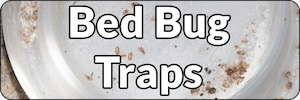 Bed Bug Traps page Banner