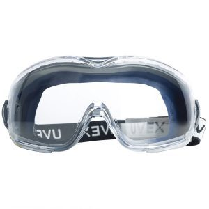 Uvex Safety Anti-Fog/Anti-Scratch Coating Goggles