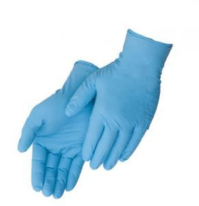 Liberty Glove Nitrile Industrial Disposable