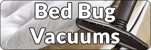 Bed Bug Vacuums Banner